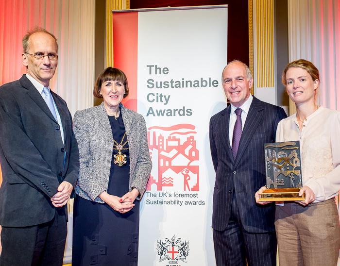 Ethex wins Sustainable Finance award