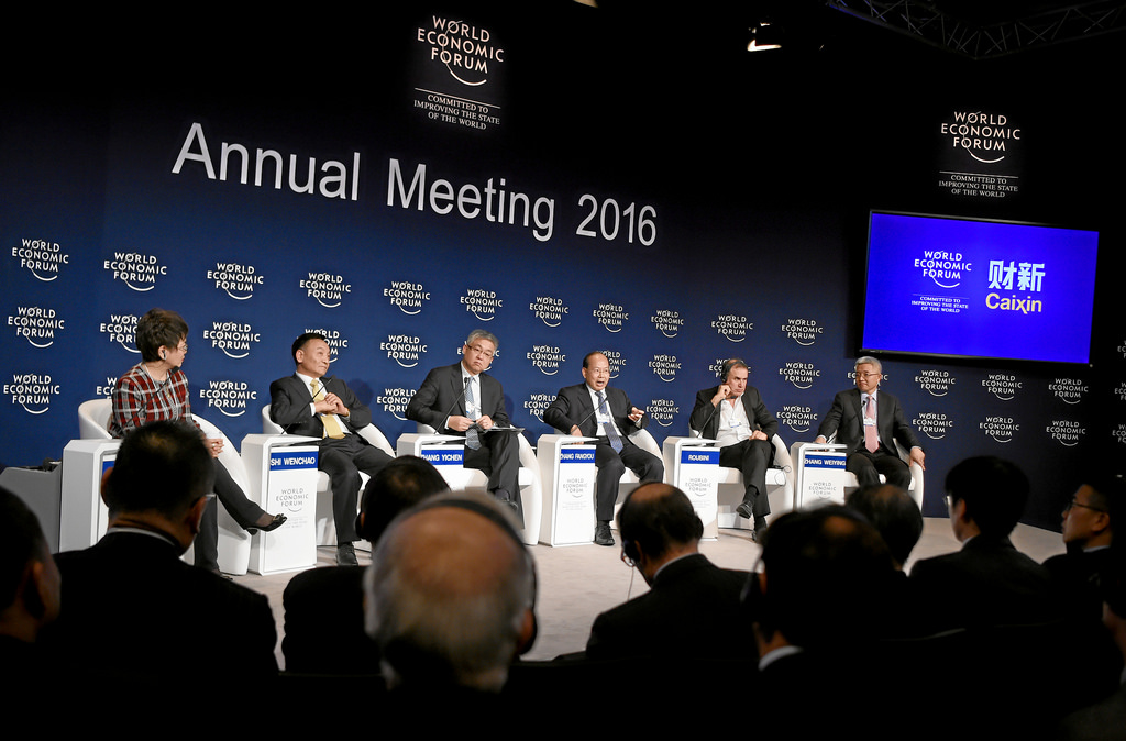 China's Economy: Transitioning not Derailing according to WEF