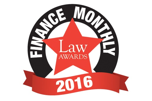 Finance Monthly 2016 Law Awards Winners Announced