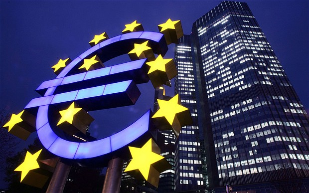 European Central Bank June policy meeting