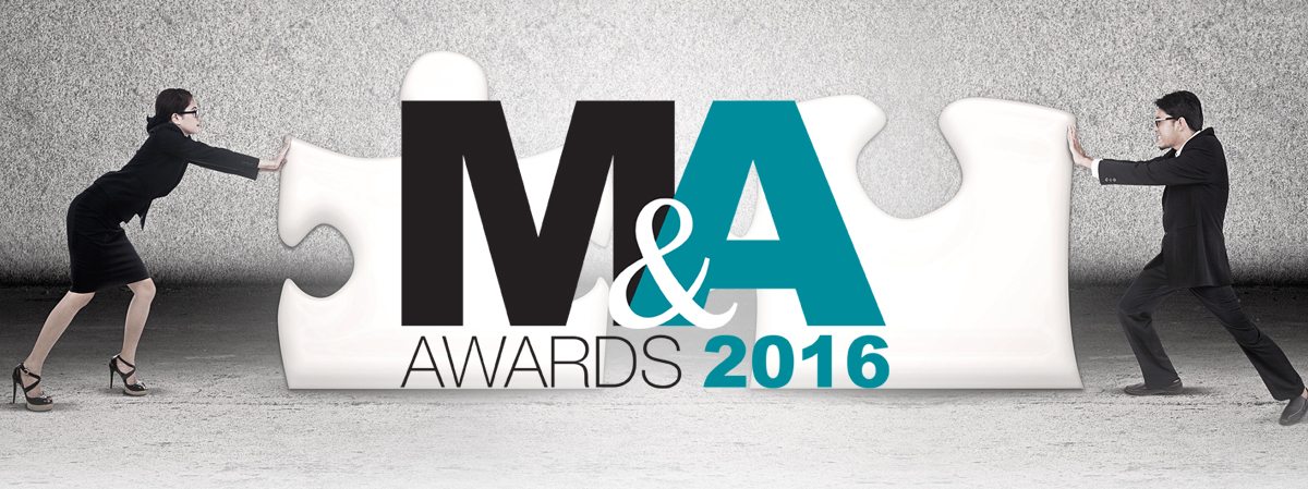 Finance Monthly 2016 M&A Awards Winners Announced