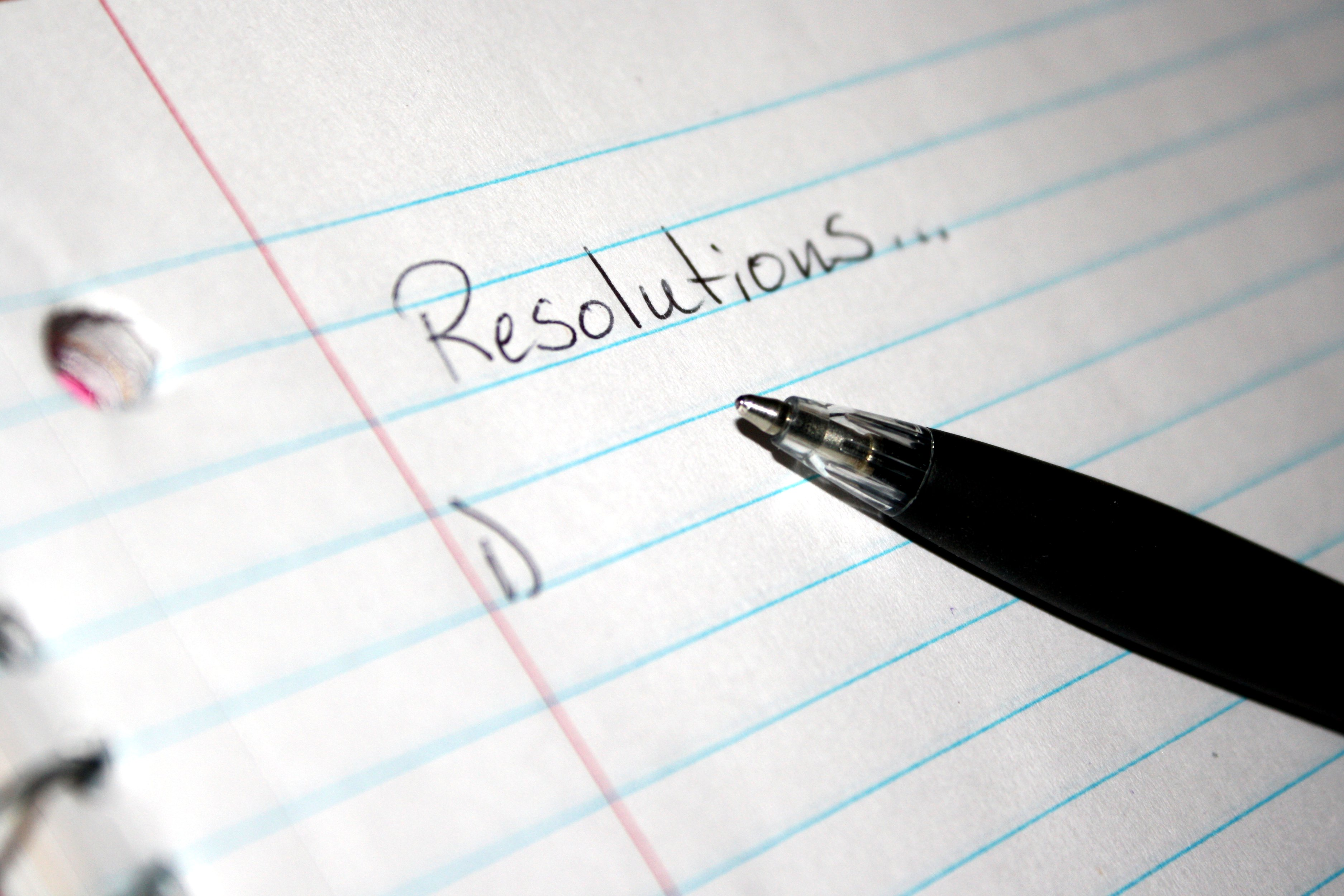 Six New Year Resolutions for a Smarter Startup