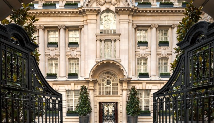 Rosewood London: A Timeless London Residence