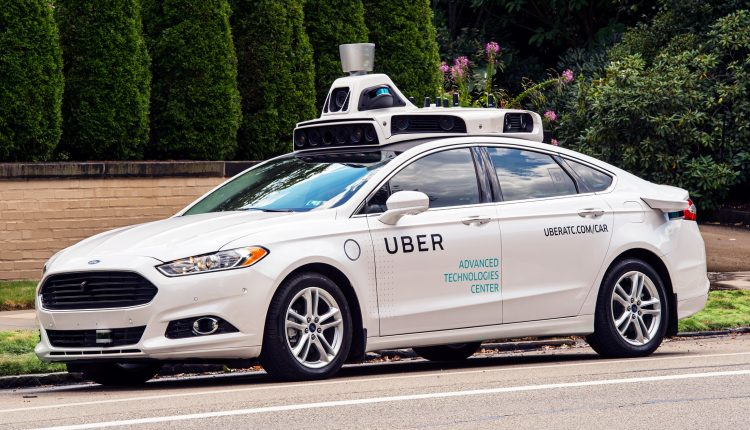 Robot Uber Cars Set to go Wild Across California
