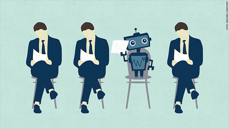 Will Your Job be the First to be Stolen by Robots? – Finance