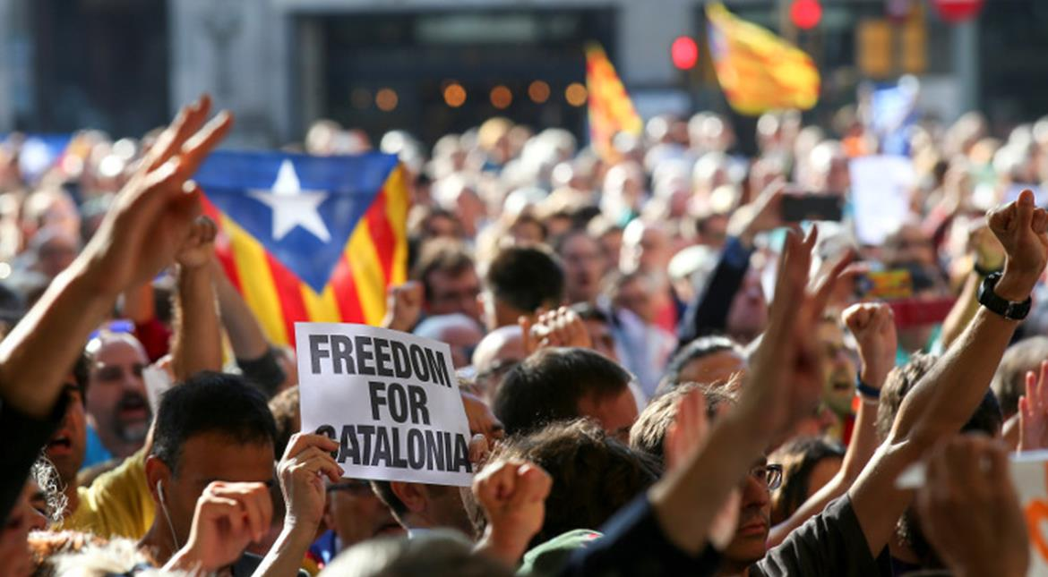 The Aftermath of the Catalan Chaos Will Be Crucial for Inves