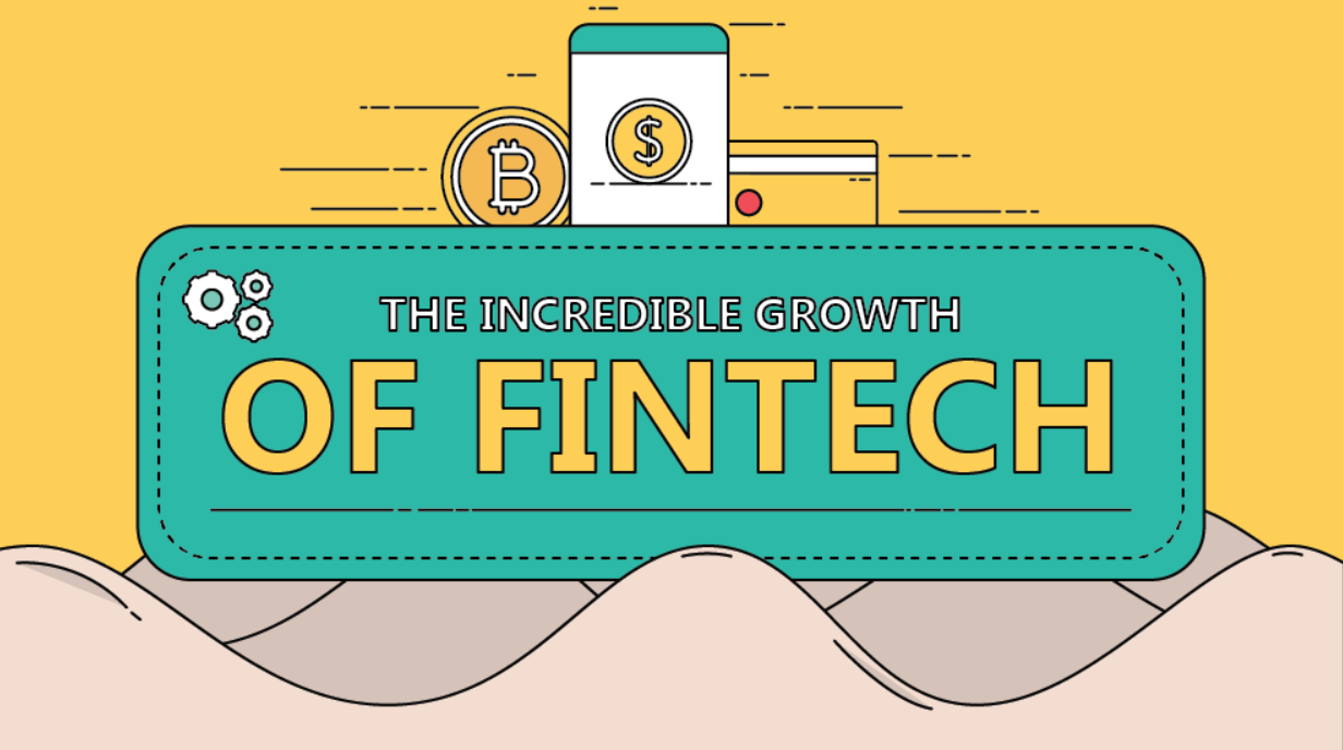 The Incredible Growth of Fintech (in Numbers & Facts)