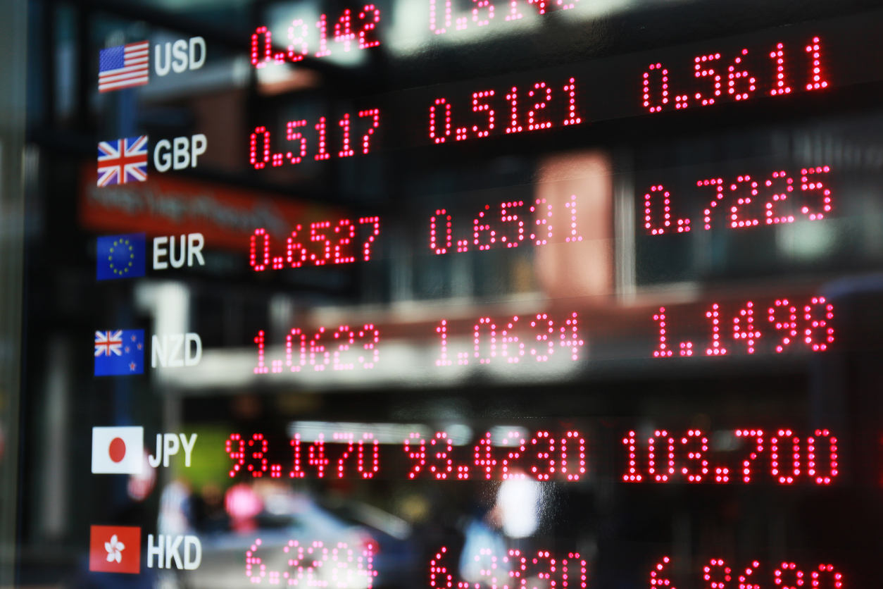 Forex currency trading for beginners