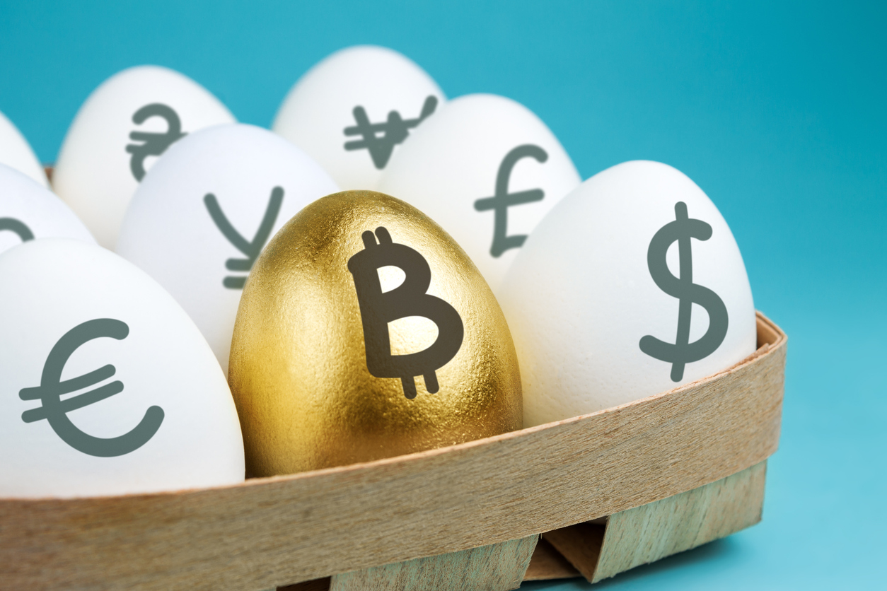 how to trreat cryptocurrency as an investment