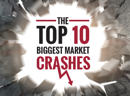 How Big Is Bubble Big Enough To Crash >> The Top 10 Biggest Market Crashes